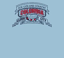 Columbia City Distressed Unisex T-Shirt