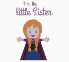 FROZEN- I´m the little sister Kids Clothes