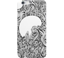 Psylicius bw iPhone Case/Skin