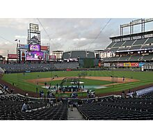 Coors Field Denver, Colorado Photographic Print