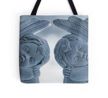 Sleep in heavenly peace . . . Tote Bag