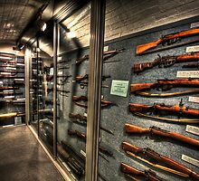Guns, lots of guns... by Alistair Wilson