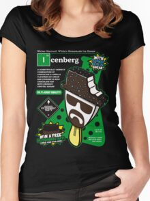 Icenberg Women's Fitted Scoop T-Shirt