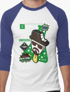 Icenberg Men's Baseball ¾ T-Shirt
