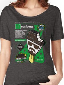 Icenberg Women's Relaxed Fit T-Shirt
