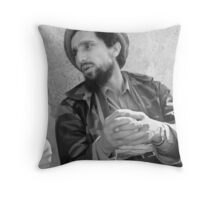 THE GREATER JIHAD Throw Pillow