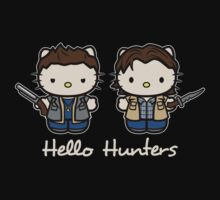 Hunters by Fanboy30