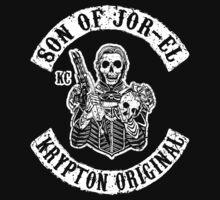 Son of Jor-El by Olipop