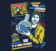 Pinkman's World by Olipop