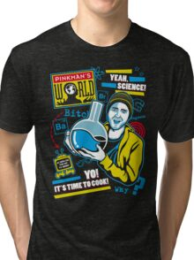 Pinkman's World Tri-blend T-Shirt