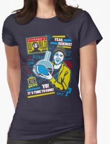 Pinkman's World Womens Fitted T-Shirt