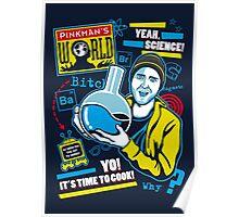 Pinkman's World Poster