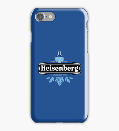 Heisenberg Blue Sky Crystal iPhone Case/Skin