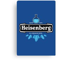 Heisenberg Blue Sky Crystal Canvas Print