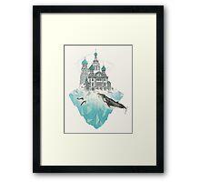 St. Peter's Iceburg Framed Print