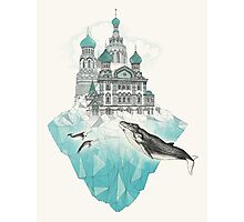 St. Peter's Iceburg Photographic Print