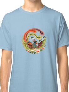 Asian Art Chinese Phoenix Classic T-Shirt
