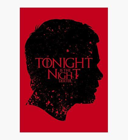 Tonight is the Night Photographic Print