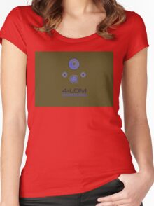 4LOM - Android Assassin Women's Fitted Scoop T-Shirt