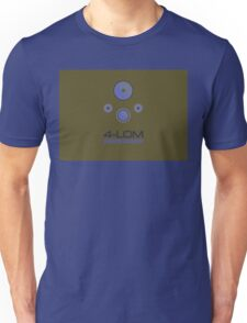 4LOM - Android Assassin Unisex T-Shirt