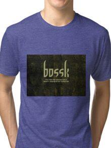 Bossk Tri-blend T-Shirt