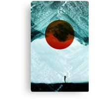 Found in isolation Canvas Print
