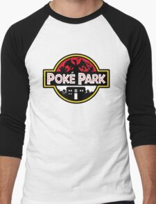 Poke Park Men's Baseball ¾ T-Shirt