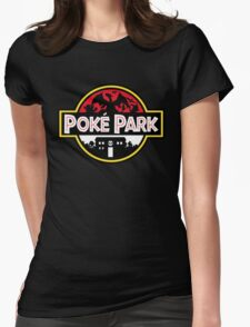 Poke Park Womens Fitted T-Shirt