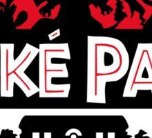 Poke Park Sticker