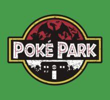 Poke Park Distressed Kids Clothes