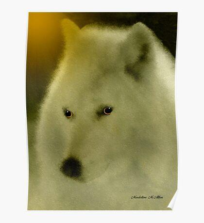 WOLF ~ GENTLE SPIRIT Poster