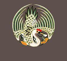 Asian Art Crane Long Sleeve T-Shirt