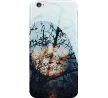 winter song iPhone Case/Skin