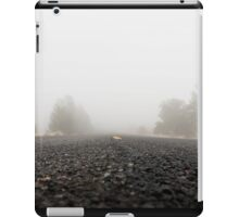 Homecoming. From the fog of war to the fog of life.  iPad Case/Skin