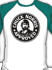 Chuck Norris Approved T-Shirt