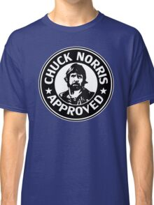 Chuck Norris Approved Classic T-Shirt