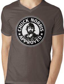 Chuck Norris Approved Mens V-Neck T-Shirt