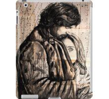 I will protect you iPad Case/Skin