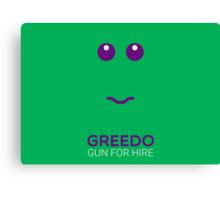 Greedo - Star Wars Canvas Print