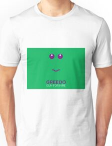 Greedo - Star Wars Unisex T-Shirt