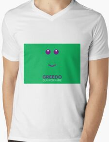 Greedo - Star Wars Mens V-Neck T-Shirt