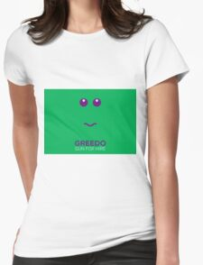 Greedo - Star Wars Womens Fitted T-Shirt