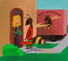 The Pollinator by Rick  London