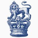 Lion & Crown by Zehda