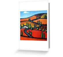 Cypress Hill Greeting Card