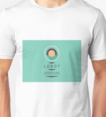 Lobot - Star Wars Unisex T-Shirt