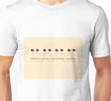 Modal Nodes - The Cantina Band - Star Wars Unisex T-Shirt