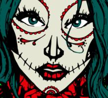 Living Dead Girl - Medusa Sticker