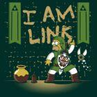 I am Link! by Olipop