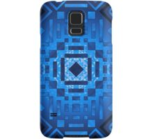 Square Sun - 2 (Cool) Samsung Galaxy Case/Skin